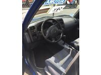 TOYOTA RAV4 AUTO LEFT hand drive low 59 k miles R reg