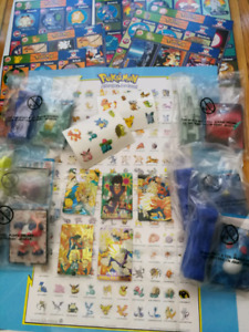 Cartes Jouets Pokemon DragonBall Z