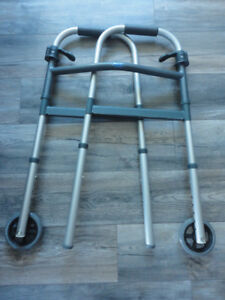 Ultra High Quality Walker by Invacare Excellent Condition