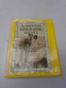 BOOK:  NATIONAL GEOGRAPHIC SOCIETY