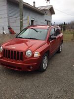2008 JEEP COMPASS CHEAP ON GAS$$$
