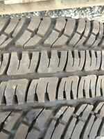 P 275 65 r18 Michelin AT2. NEW