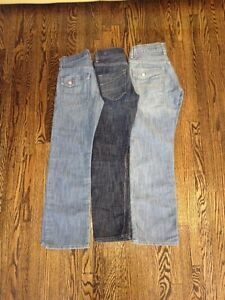 Jeans by Levi's for boys, set of 3
