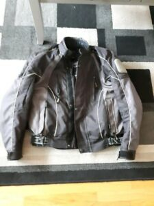 X-Element- Armored Motorcycle Jacket - Men's XL