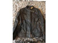 Superdry wax jacket xs (8)