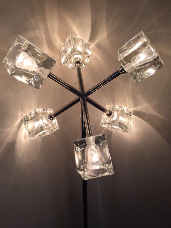 Ikea ice cube floor lamp isasa light in whitchurch cardiff gumtree ikea ice cube floor lamp isasa light aloadofball Gallery
