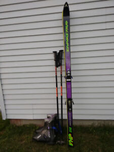Downhill skis in great condition