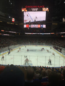 Oilers Attack twice - Section 110