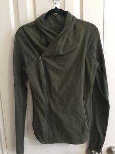 Lululemon Double Zip Jacket - size 10 London Ontario image 1