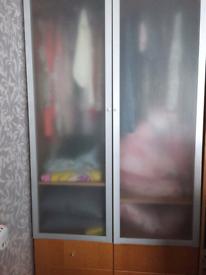 3 single wardrobes