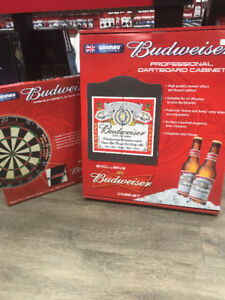 Dartboards and Cabinets!