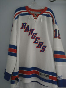Marc Staal New York Rangers Jersey