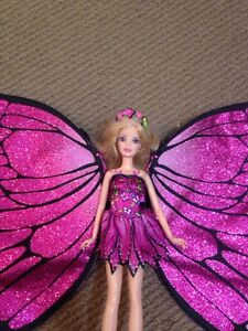 Mariposa Barbie