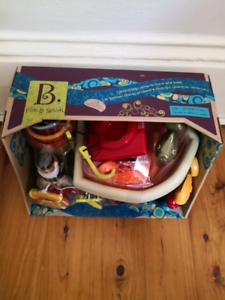 Brand New B.Toys Boat Set
