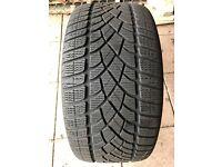 Winter Tyres Dunlop SP Winter Sport 3D x 4 (7mm) 275 30 20