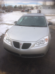 2006 Pontiac G6 GTP Sedan **PRICE REDUCED**