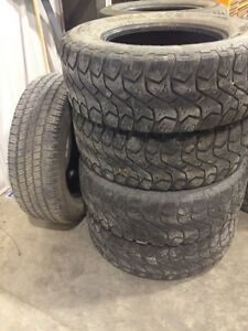 Used tires 275/70/R18