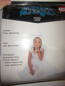 SIZE 4/5 ANGEL COSTUME!!
