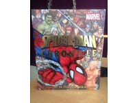 Marvel Spider-Man Chronicle (£5)