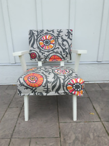 Vintage Retro Mid Century arm chair