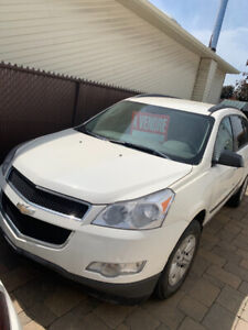 Chevrolet Traverse 2012 IMPECCABLE 8000$