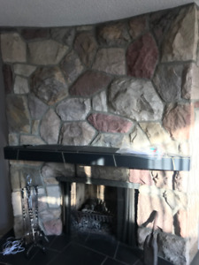 Cozy partially furnished 4 bedroom house with den sherwood park
