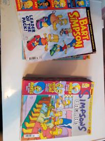 Lots of The Simpsons Comics