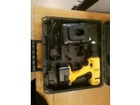 NEW BATTERY**Dewalt hammer drill**NEW BATTERY