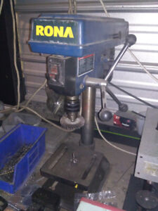 Bench master punch press with table | Power Tools | Winnipeg