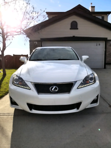 2011 Lexus IS350 AWD