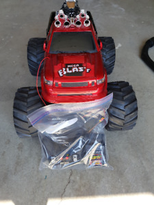 New Bright Remote Control 4x4 Truck for Sale - Lots of Fun!