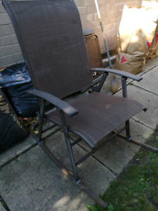 Lawn chair For Sale