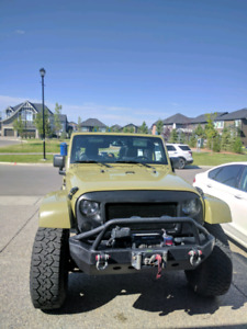 2013 FULLY LOADED JEEP WRANGLER SAHARA UNLIMITED