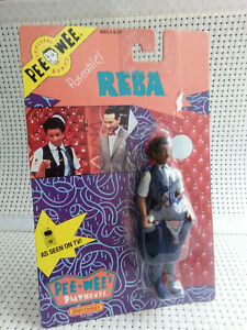 Reba: Pee-Wee Herman Action Figure