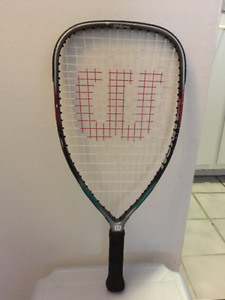 Wilson Racquetbal with cover