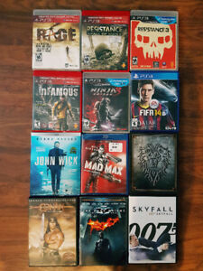 Games & Movies