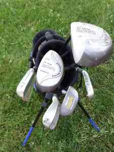 Junior right handed clubs ages 6-9