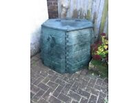 DELUXE LARGE COMPOSTERS NEW AND UNUSED