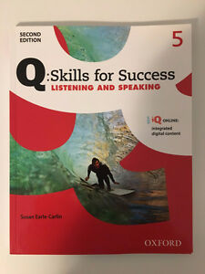 Q: Skills for Success 5 - Second Edition