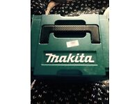 Makita stackable cases