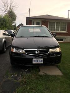 2003 Honda Odyssey $1,100