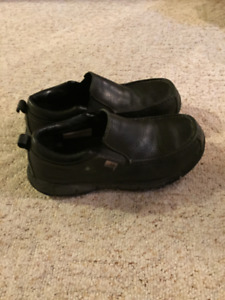 Dakota Steel Toe Shoes