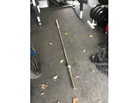 7ft Olympic Barbell bar