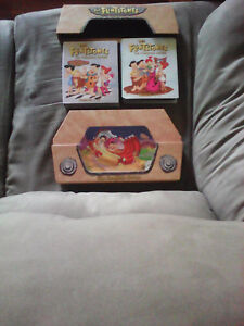 Complete DVD collection of the Flintstones