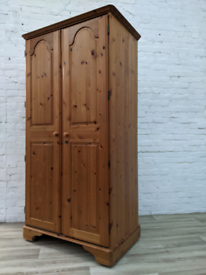 Ducal Victoria Pine Wardrobe (DELIVERY AVAILABLE)