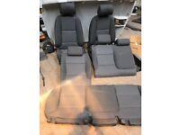 Breaking 08 Audi 1.9 tdi seats panels turbo exhaust dpf filter cat etc