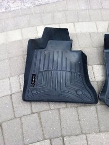 MERCEDES BENZ  RUBBER FLOOR MATS