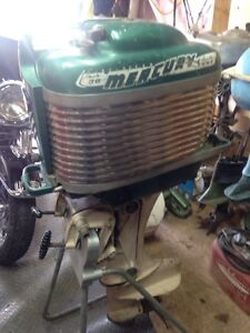 Looking for vintage Mercury outboards and parts