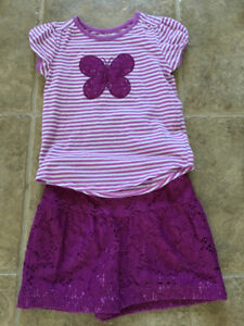Size 4 the childrens place outfit