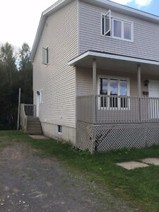 3 Bedroom side by side DUPLEX in Dieppe